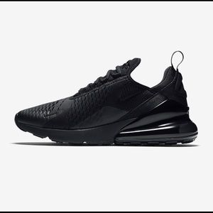 Airmax 270 all black